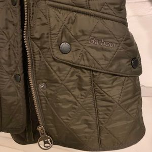 Barbour Jackets & Coats - Barbour Cavalry Polarquilt Jacket - Olive